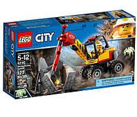 Детский Конструктор Lego City Мощный горный разделитель 60185, фото 1