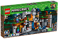 Lego Minecraft Приключения в шахтах 21147, фото 1