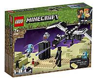 Детский Конструктор Lego Minecraft Последняя битва 21151, фото 1