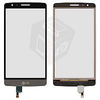 Touchscreen (сенсорный экран) для LG Optimus G3s D724, черный, оригинал