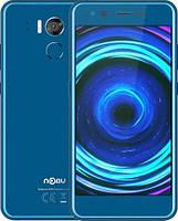 Защищенный телефон  NOMU M8 blue противоударный водонепроницаемый смартфон