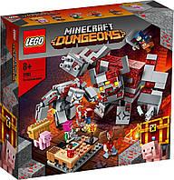 Lego Minecraft Битва за красную пыль 21163, фото 1