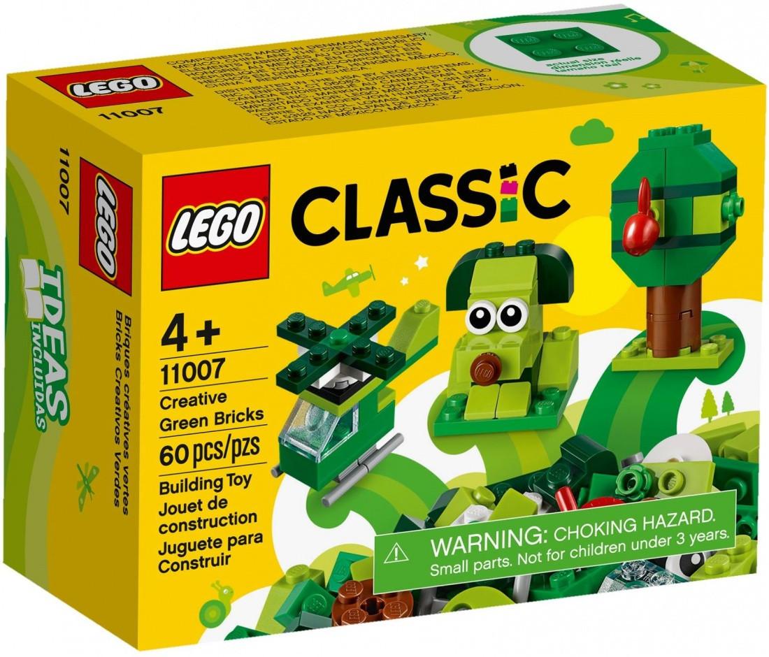 Lego Classic Зелений набір для конструювання 11007