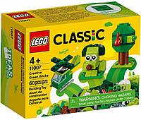 Lego Classic Зелений набір для конструювання 11007, фото 1