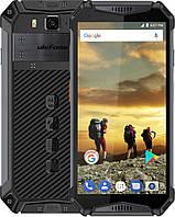 Защищенный телефон  UleFone Armor 3W orange NEW противоударный водонепроницаемый смартфон, фото 1