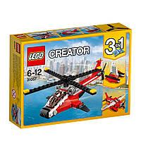 Детский Конструктор Lego Creator Красный вертолёт 31057, фото 1