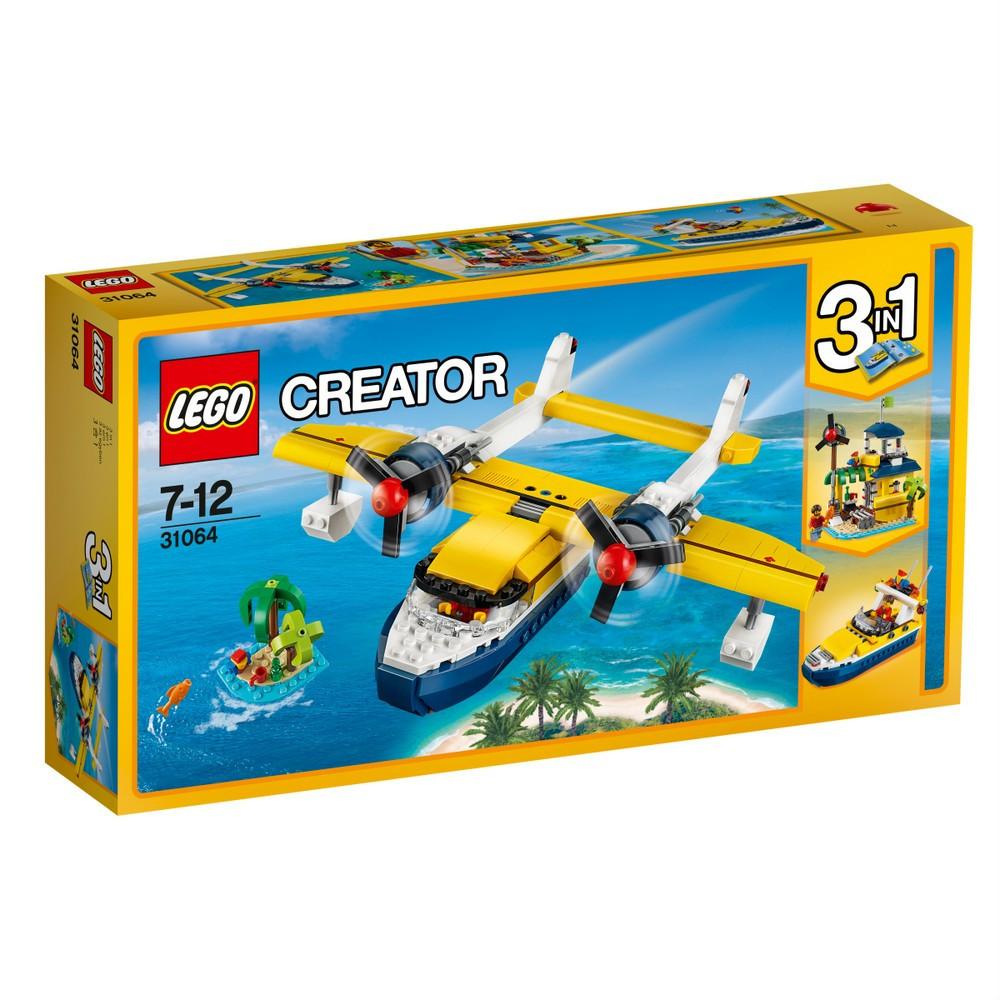 Lego Creator Пригоди на островах 31064