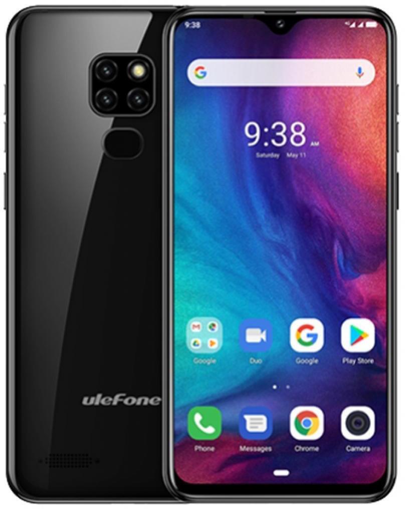 Смартфон Ulefone Note 7P 3/32Gb Black