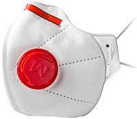 Респиратор МИКРОН FFP3 100 шт Белый (микрон100)