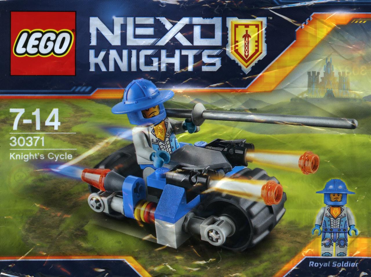 Lego Nexo Knights Мотоцикл лицаря 30371