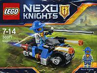 Lego Nexo Knights Мотоцикл лицаря 30371, фото 1