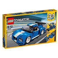 Детский Конструктор Lego Creator Гоночный автомобиль 31070, фото 1