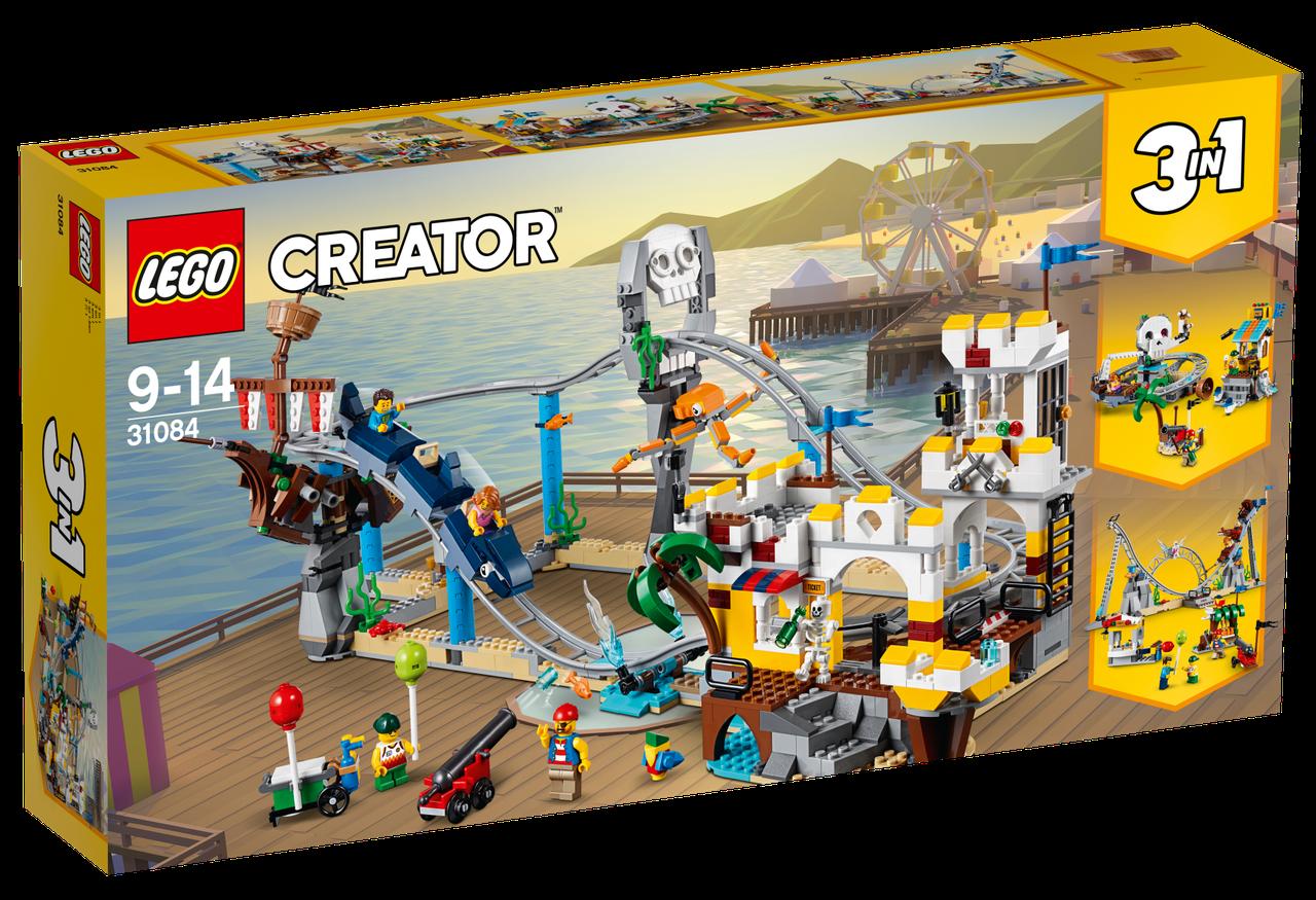 Lego Creator Аттракцион «Пиратские горки» 31084