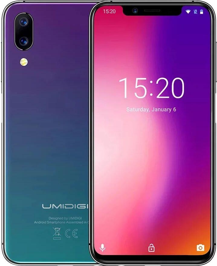 Смартфон Umidigi One 4/32Gb twilight