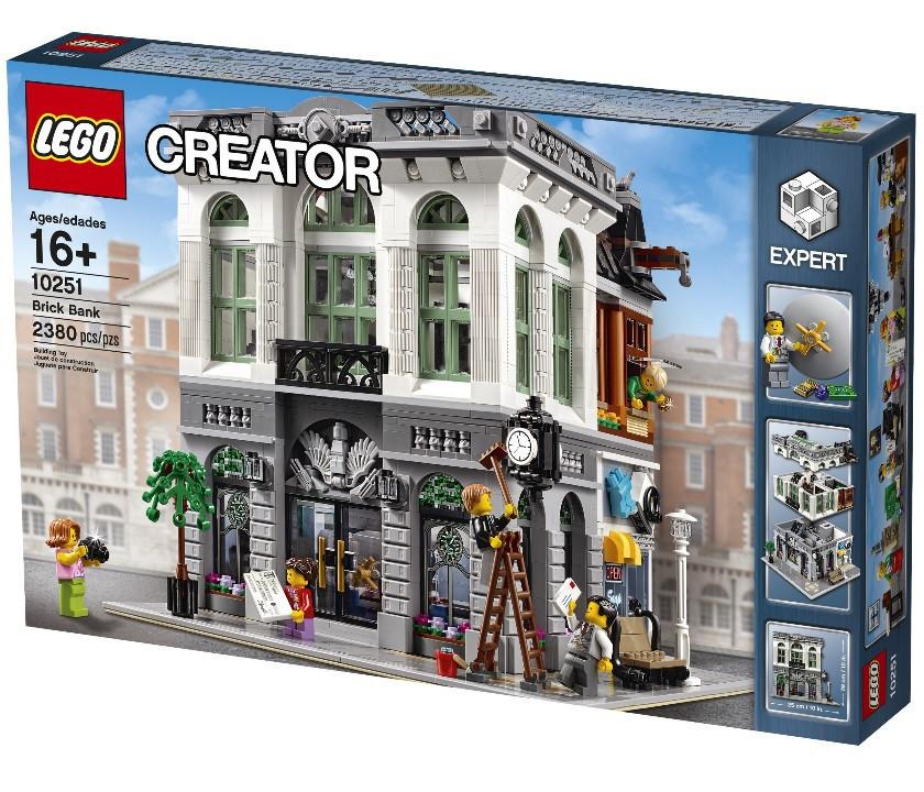 Lego Creator Банк 10251