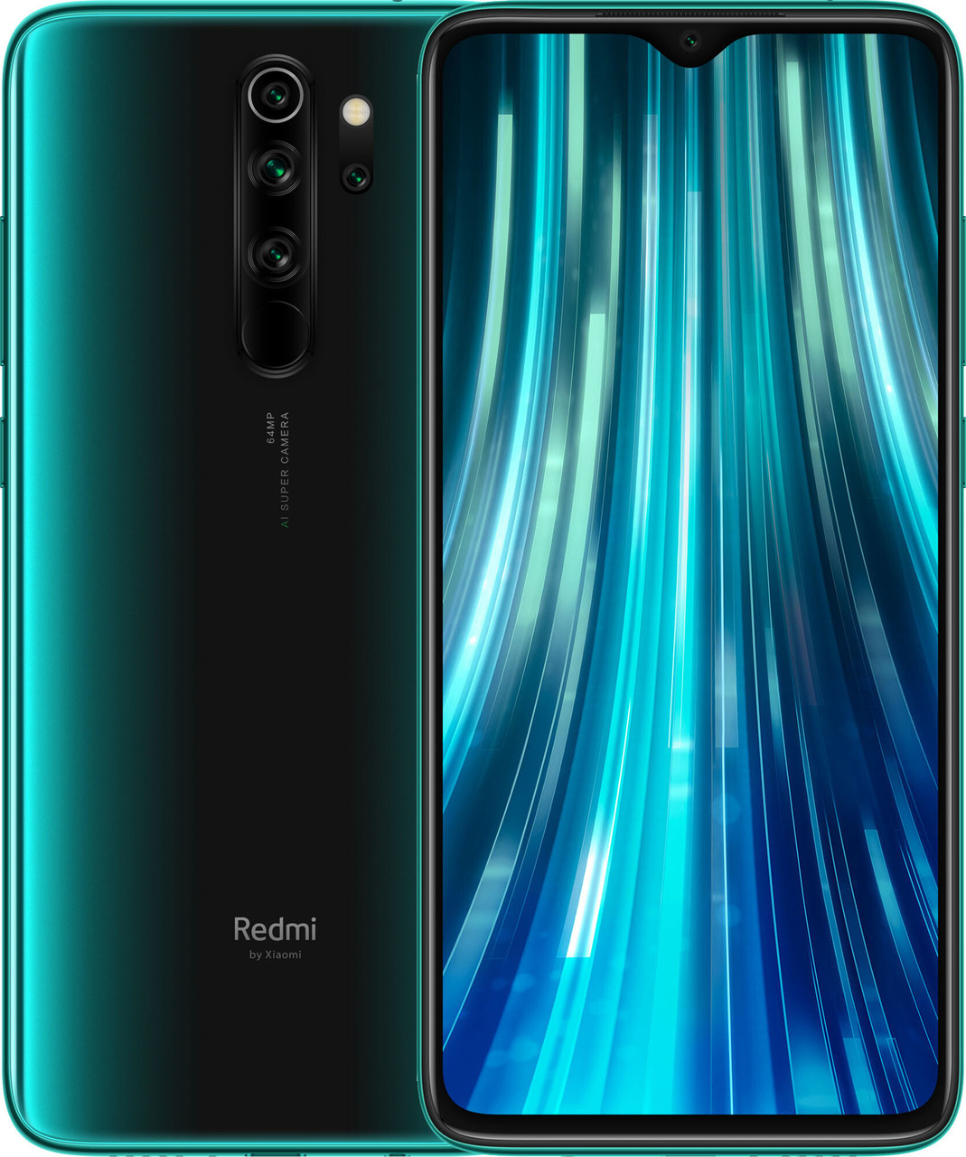 Смартфон Xiaomi Redmi Note 8 Pro 6/64GB Green (Global)