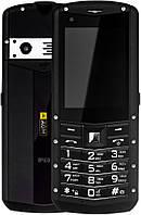 Захищений протиударний кнопковий телефон AGM M5 Black