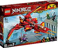 Lego Ninjago Винищувач Кая 71704, фото 1