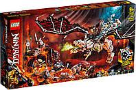 Lego Ninjago Дракон чародія-скелета 71721, фото 1