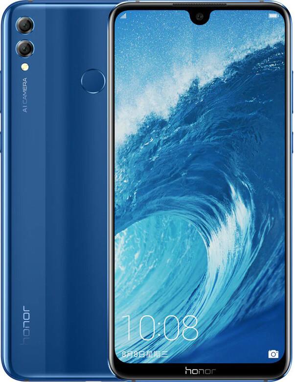 Смартфон Honor 8x Max 4/64GB Blue