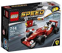 Детский Конструктор Lego Speed Champions Скудерия Ferrari SF16-H 75879, фото 1