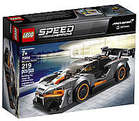 Детский Конструктор Lego Speed Champions Автомобиль McLaren Senna 75892, фото 1