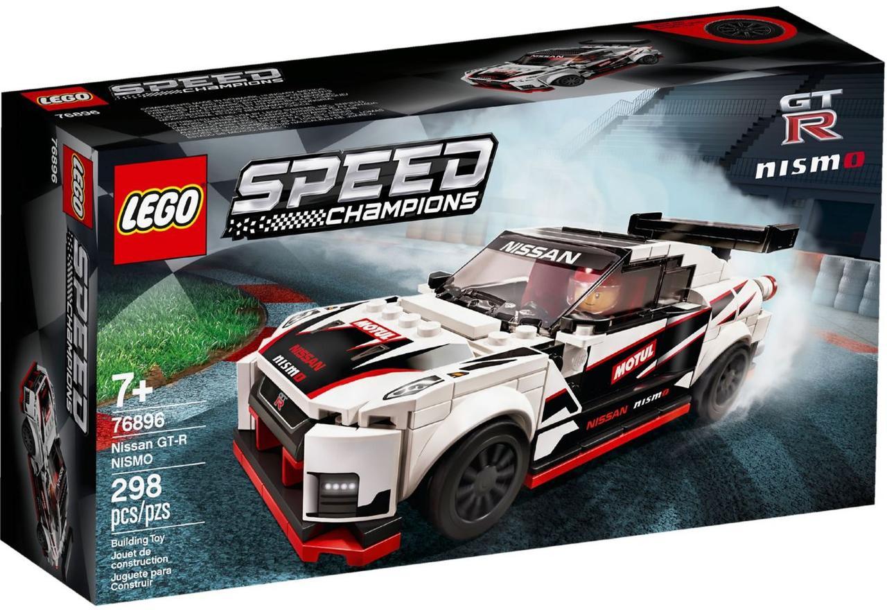 Lego Speed Champions Nissan GT-R NISMO 76896