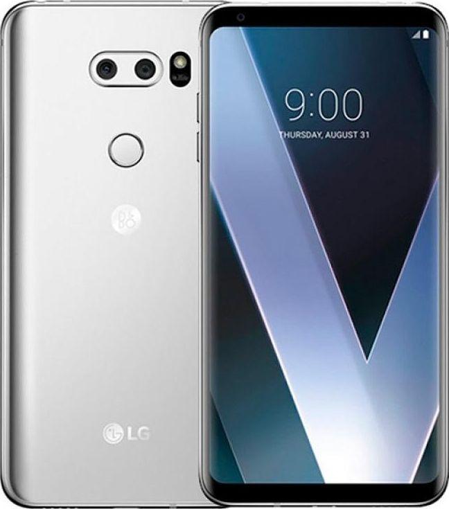Смартфон LG V30 V300L 64GB One Sim Silver Refurbished