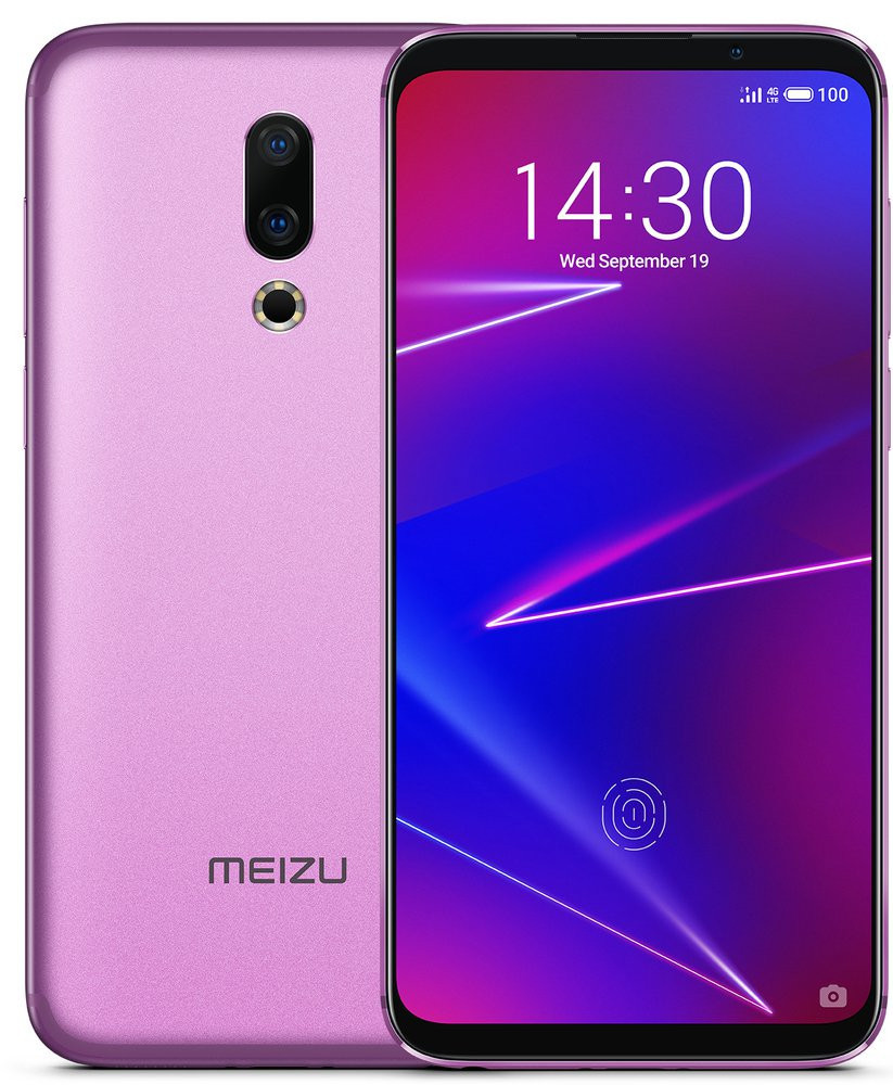 Смартфон Meizu 16 6/64GB Purple (Global Version)