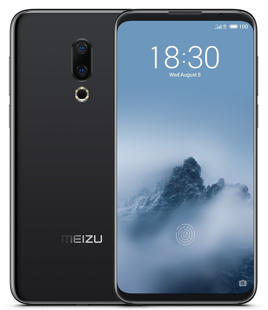 Смартфон Meizu 16th 6/64GB Black (Global Version)