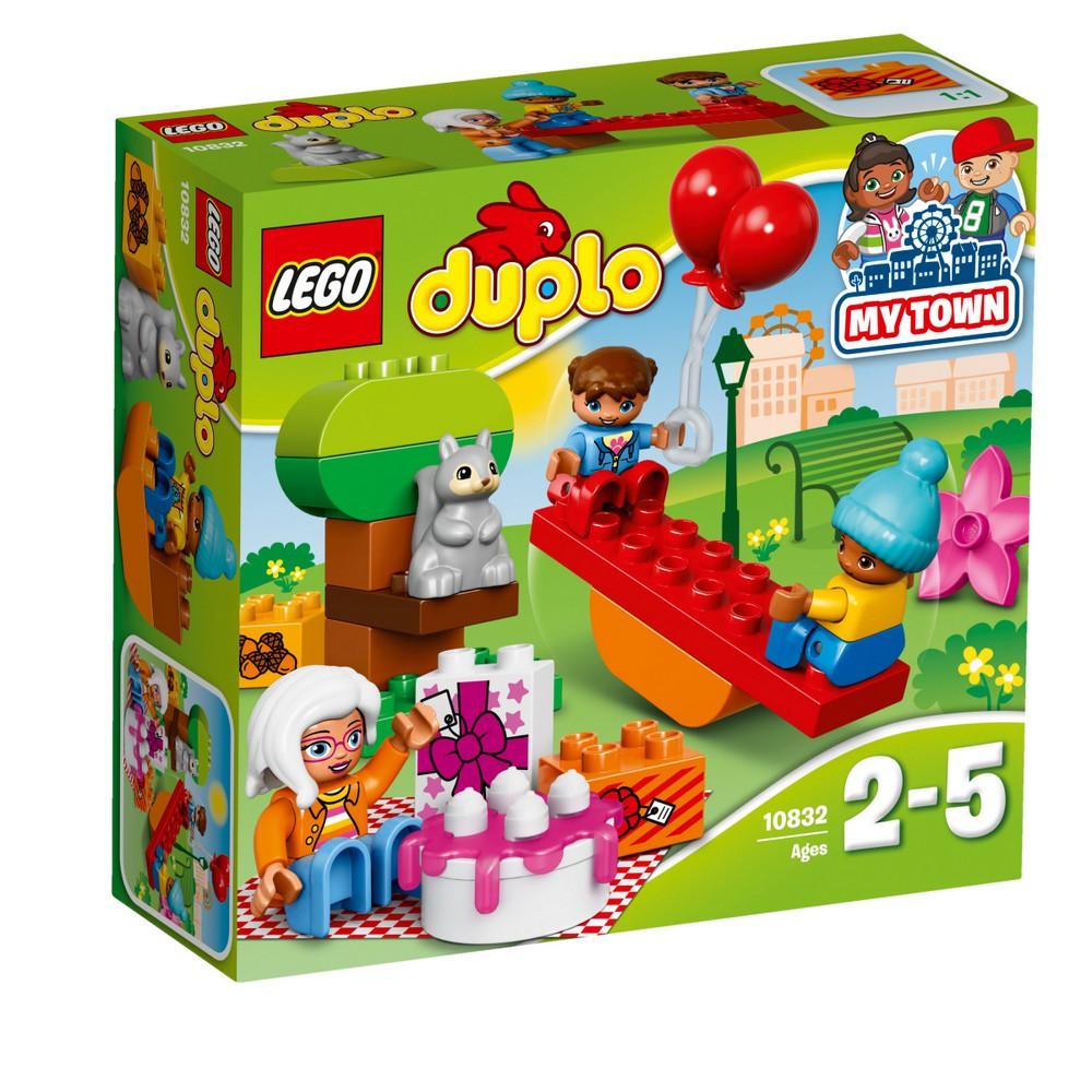 Lego Duplo День рождения 10832