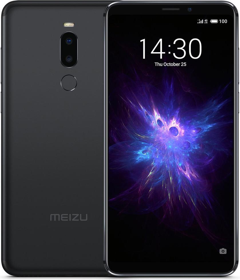 Смартфон Meizu Note 8 4/64Gb Black (Global)
