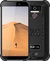 Защищенный телефон  OUKITEL WP5 black противоударный водонепроницаемый смартфон
