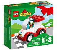 Lego Duplo Мій перший гоночний автомобіль 10860, фото 1