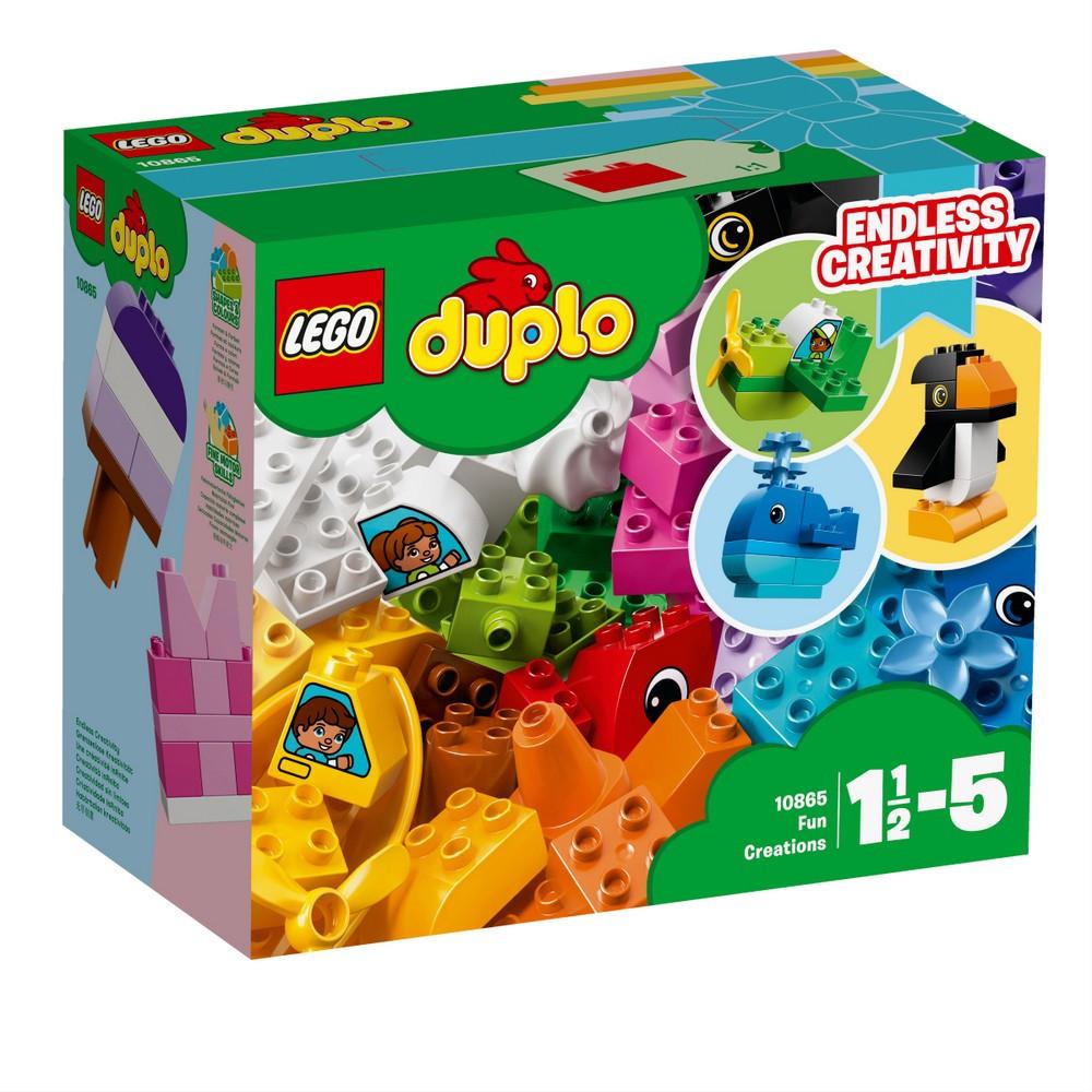 Lego Duplo Веселі кубики 10865