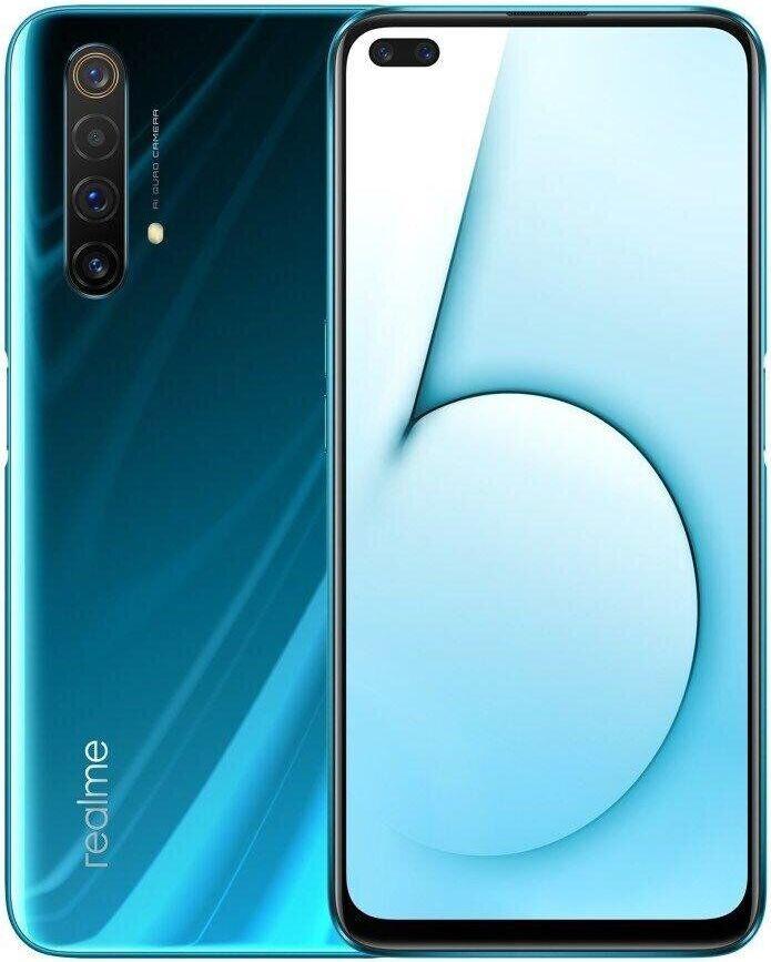 Смартфон Realme X50 8/128GB Blue
