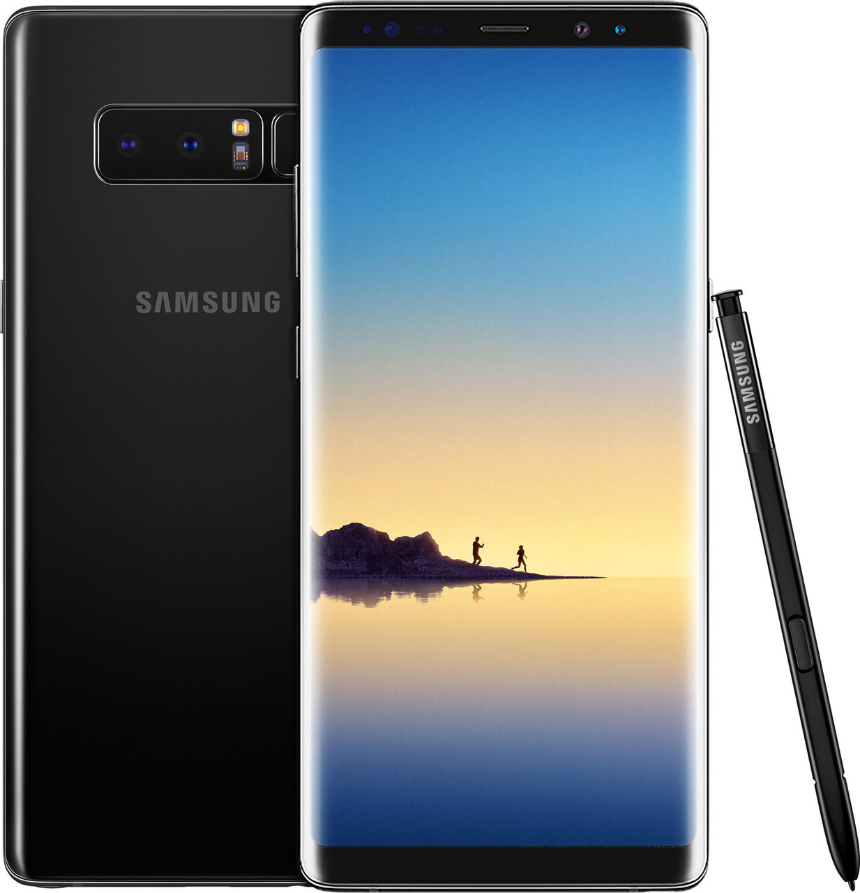 Смартфон Samsung Galaxy Note 8 6/64Gb Black (SM-N950U) 1sim USA Snapdragon