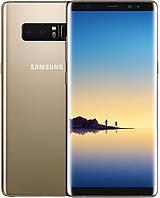 Смартфон Samsung Galaxy Note 8 N950FD Gold, фото 1
