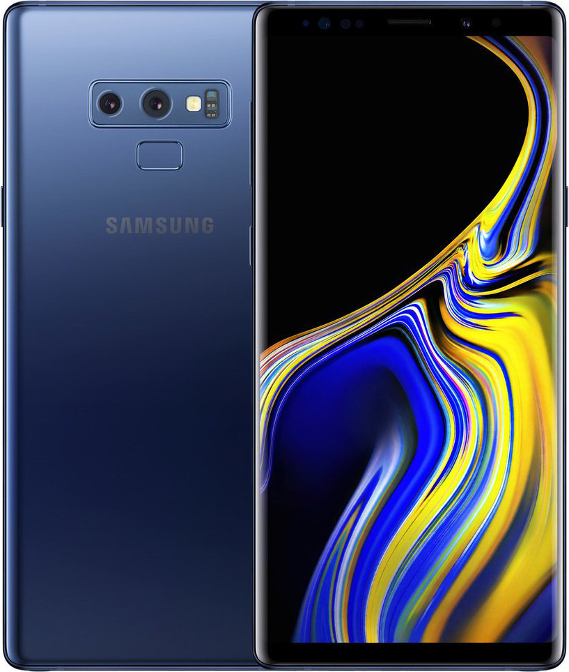 Смартфон Samsung Galaxy Note 9 SM-N960FD Blue 128GB