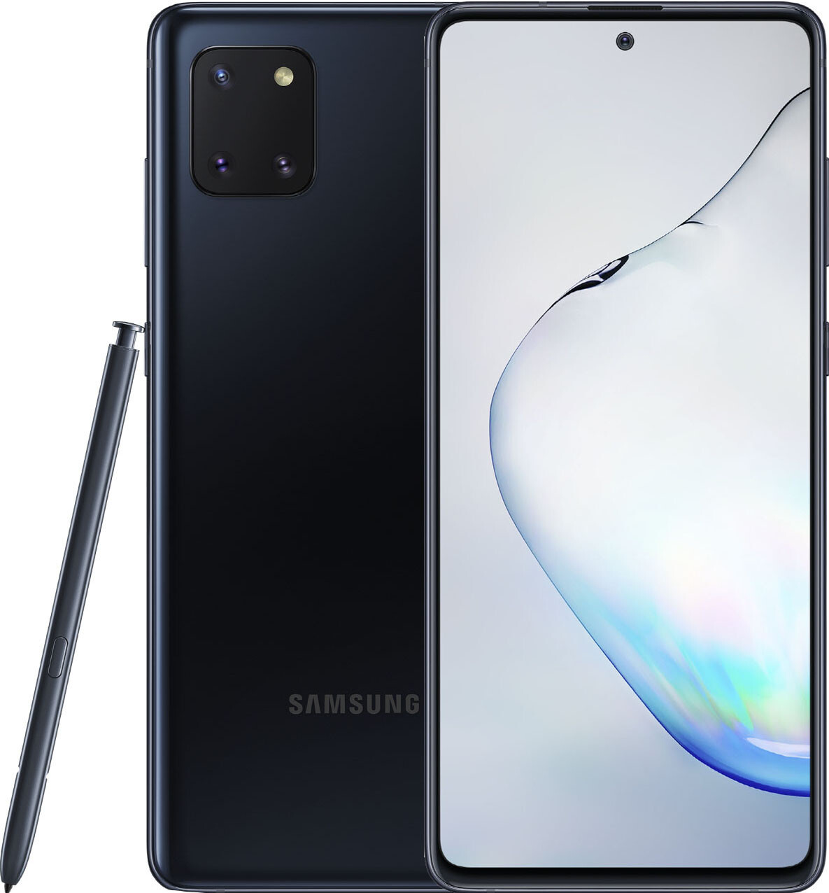Смартфон Samsung Galaxy Note 10 Lite 6/128GB Black (SM-N770FZKD)