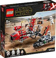 Детский Конструктор Lego Star Wars Погоня на спидерах 75250, фото 1