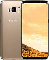 Смартфон Samsung Galaxy S8+ G955U 64Gb Gold [REF], фото 1