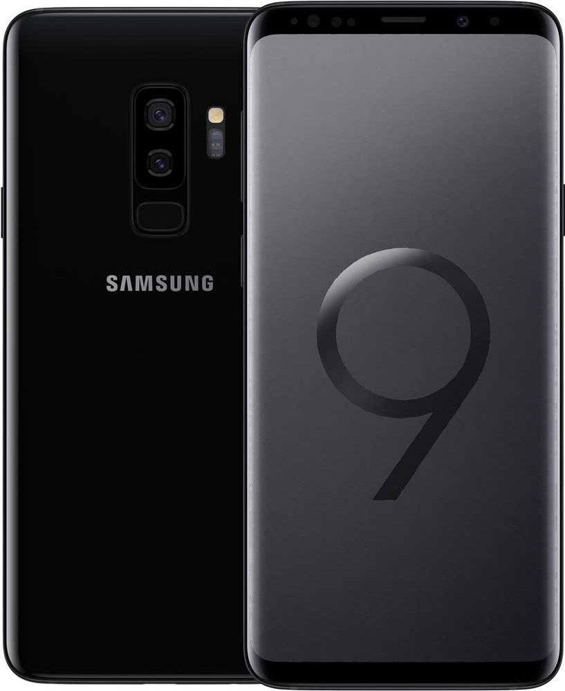 Смартфон Samsung Galaxy S9+ SM-G965FD Black 64GB REF