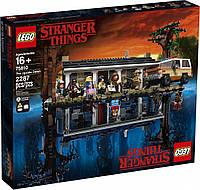Lego Stranger Things The Upside Down Очень странные дела 75810, фото 1