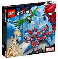 Lego Super Heroes Паучий вездеход человека-паука 76114, фото 1