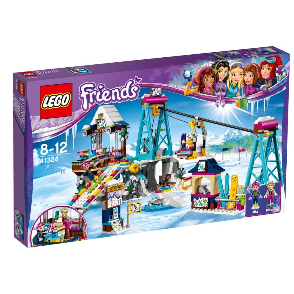 Lego Friends Горнолыжный курорт: подъёмник 41324