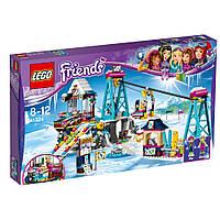 Lego Friends Горнолыжный курорт: подъёмник 41324, фото 1