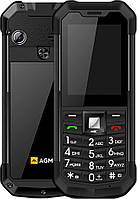 Защищенный телефон  AGM M3 black Russian keyboard противоударный водонепроницаемый смартфон