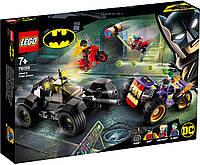 Lego Super Heroes Побег Джокера на трицикле 76159, фото 1