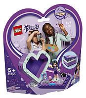 Lego Friends Шкатулка-сердечко Эммы 41355, фото 1